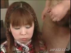 japanese-teenie-tasting-cum