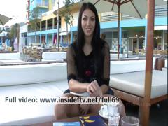 suri-amateur-brunette-playing-with-her-pussy-in-public