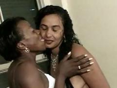 2 Old Black Moms Fuckin