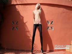 outdoor-sexy-solo-scene-with-topless-sasha