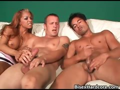 Great Hot Bisexual Suck And Fuck Part5