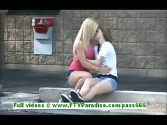 nikkie-and-aubrey-sexy-lesbian-babes-kissing-and-public