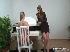 awesome-brunette-teacher-spanks-her-part3