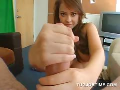 busty-teen-rubbing-her-snatch-and-tugging-dick-in-pov