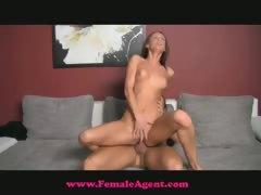 femaleagent-accidental-creampie-casting