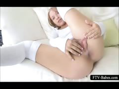 playful-blonde-working-her-fleshy-pussy-in-close-up