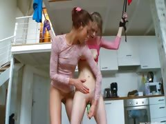 18yo-russian-chicks-playing-with-dildos