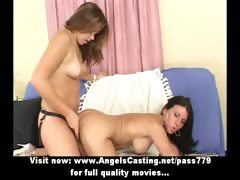 two-hot-lesbian-chicks-fucking-hard-with-black-strapon-dildo