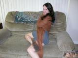 MILF Babe Modeling Nude