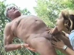 A fuck in the forest