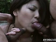 brunette-hottie-hitomi-nakagawa-banged-outside-uncensored