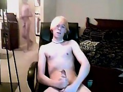 Gay Sex That Is Until He Commences Rubbing His Schlong Throu