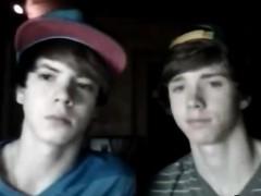 18yo Teens Wank For Webcam Skype Conference