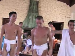 Twink Movie Of The Capa Men Are Preparing For Their Toga Par