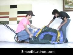 Mexican Twinks Go Gay Bareback Part6