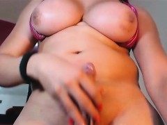 Latina Shemale Surprises You With Her Huge Hard Cock! I Bet