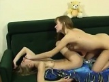 Slender Young Lesbians And Their Toys