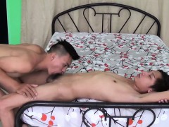 Skinny Asian Twinks Rimming And Fucking Ass