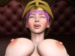 Rebecca Assault Hell Gladiator Of Treason Exotic 3d