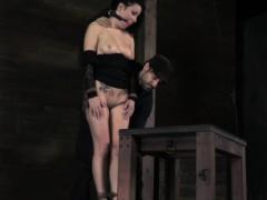 Bdsm Sub Veruca James Nipples Tortured