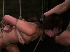 Fetishnetwork Esmi Lee Endures Rough Sex And Deepthroat