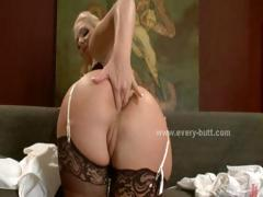 Amazing Busty Blonde With Round Ass Vandalized In Brutal