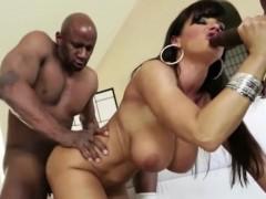 Busty Kiara Mia Enjoys Her Massive Interracial Cock Treat