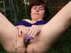 girls-out-west-pale-ginger-backyard-masturbation