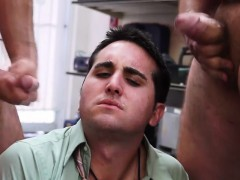 Lucky Guy Gets An Anal Threesome With Zack And Me