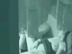 Voyeuring Milf Lia Rubbing Her Pussy