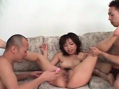 Bitch Milf Hardcore Threesome Fucked And Cum