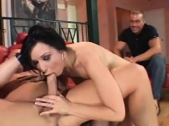 More Cock Is What She Needs