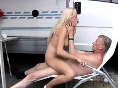 Older Husband Wants To Watch Young Wife Flirt To Make Things