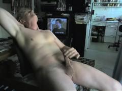 My Horny Cock Cums