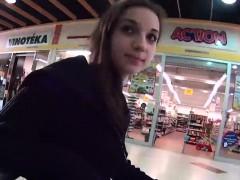 Mallcuties Amateur Czech Girls Fucking On Street