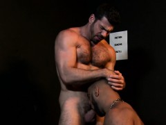 Sixpack Stud Assfucking Mature Male Model