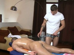 Sensual And Massage Session For Marvelous Twinks