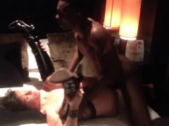 Creampiegirls.webcam Hot Milf Fucks Young Black Men