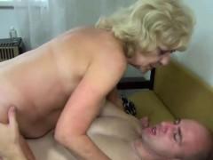 65+ Hot Gilf Masturbation
