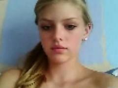 Hot Tiny Blonde