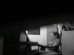 Spying My Mom Fingering At Her Desk