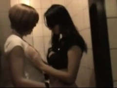 two-darn-hot-teenagers-stroking-on-the-cock-of-guy