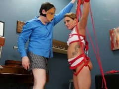 Bdsm Hardcore Action With Ropes And Subtle Sex
