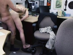 Frustrated Old Man Fucked A Horny Ass