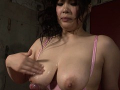 Busty Japanese Teen Gets Fucked In A Threesome