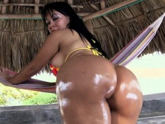 Super Thick Latina Booty