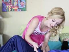 blonde-cheerleader-teen-pussy-smashed-in-the-bedroom