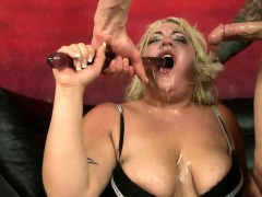 Jade Rose Kinda Fat Blonde On Cock Diet