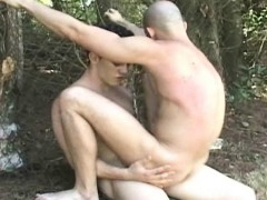 Hot Military Gay Having Hardcore Barebacking Sex