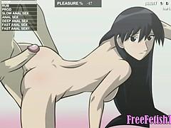 Animated Anal Sex Uncensored – FreeFetishTVcom